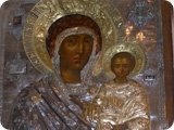 Образ Пресвятой Богородицы Смоленская