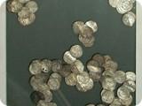 Клад монет диргемов X-XI вв.