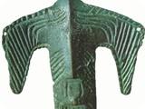 Птицевидный идол 8-9 век