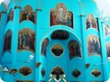 Иконостас храма Успения Божией матери