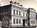 Здание Чердынской женской гимназии