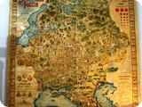 Наглядная карта 1903 г.